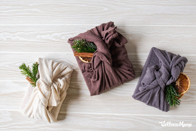 Eco-Friendly & Reusable Gift Wrap Ideas