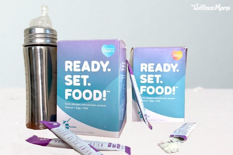 Help for Common Food Allergies? My Ready, Set, Food! Review